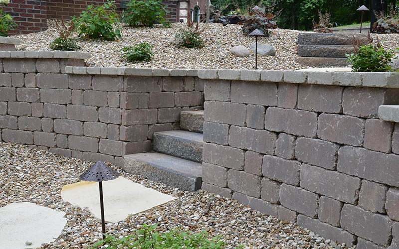 Wall and Hardscapes